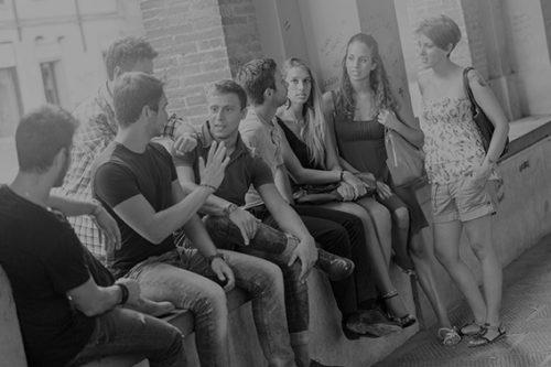 Vountariado en el Festival Solidario Soles de Málaga
