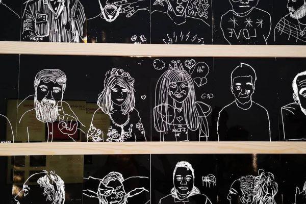 """Participación en el Programa """"Habitar el Museo"""" del Museo Picasso Málaga"""